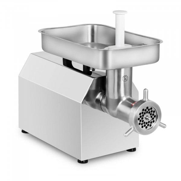 Elektrisk köttkvarn - Rostfritt stål - 480 kg/h