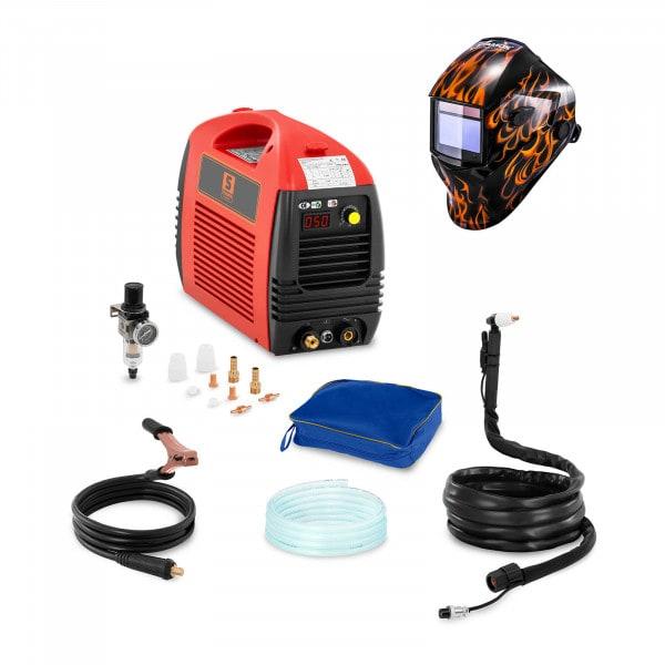 Plasmaskärare - 50 A - 230 V - basic + Svetshjälm – Firestarter 500 – Advanced Series