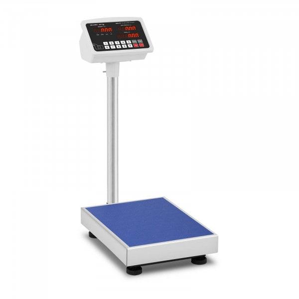 Plattformsvåg - 100 kg / 10 g - LED