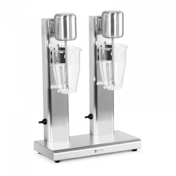 Milkshakemaskin - Dubbel - 2 x 1 L - 15 000 rpm