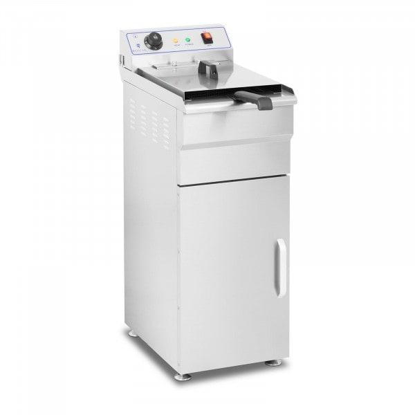 Fritös - 16 liter - Underskåp