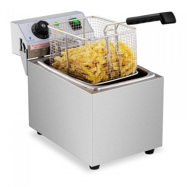 Elektrisk fritös - 8 liter - 230 V