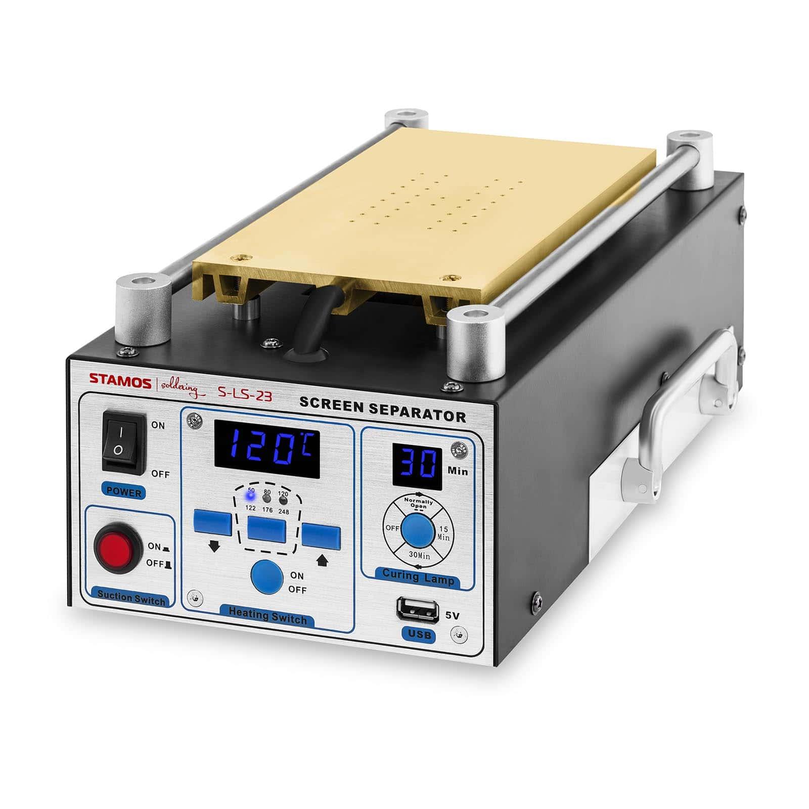 LCD-separator