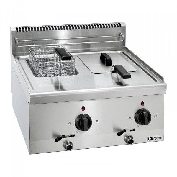 Bartscher Fritös 600 - B 600mm - 2x 6 Liter