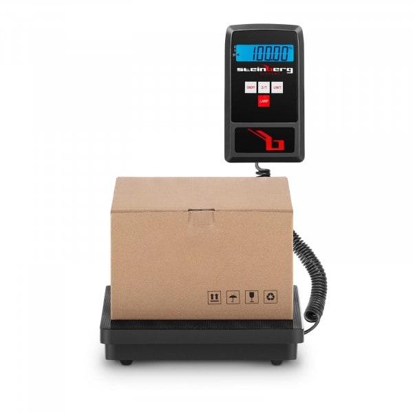 B-Sortiment Paketvåg - 100 kg / 10 g