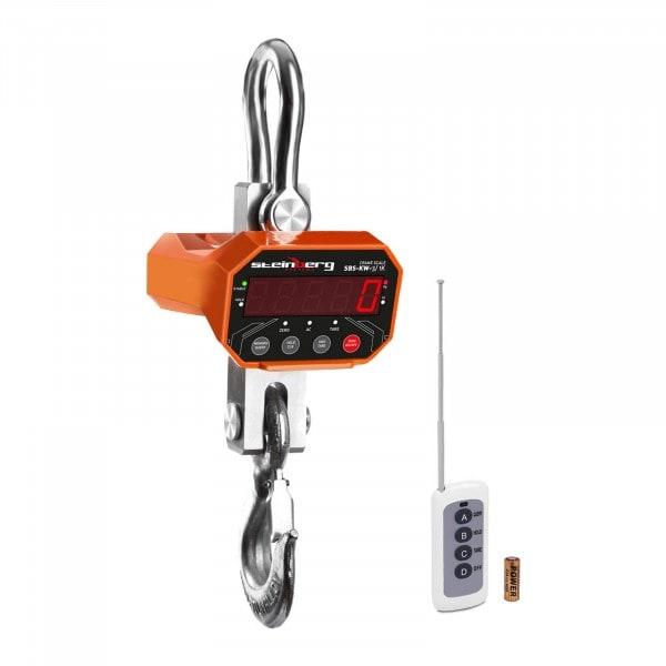 Kranvåg - 3 t / 1 kg - LED