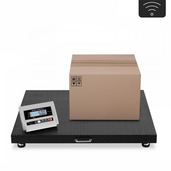 Golvvåg - 3 t / 1 kg - trådlös