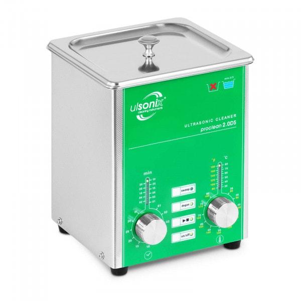 Ultraljudsrengörare - 2 liter - Degas - Sweep