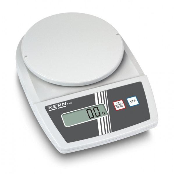 KERN Precisionsvåg EMB - 2200 g / 1 g