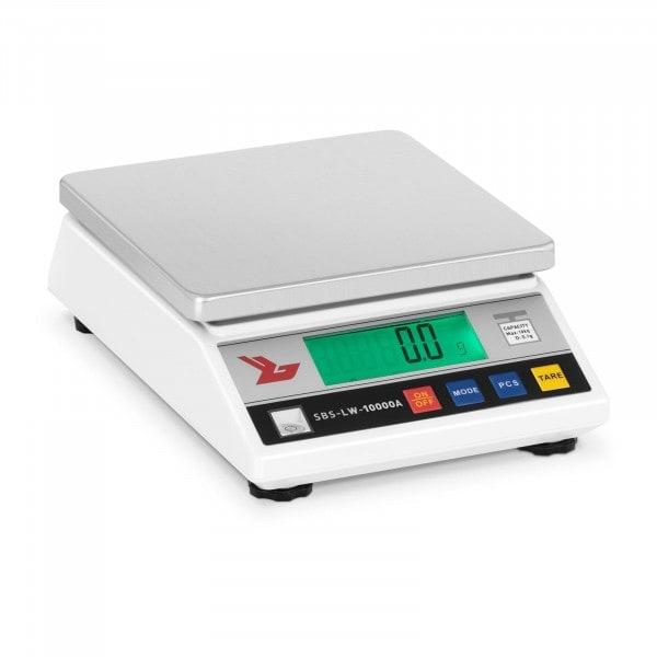 B-WARE Precisionsvåg - 10000 g / 0,1 g