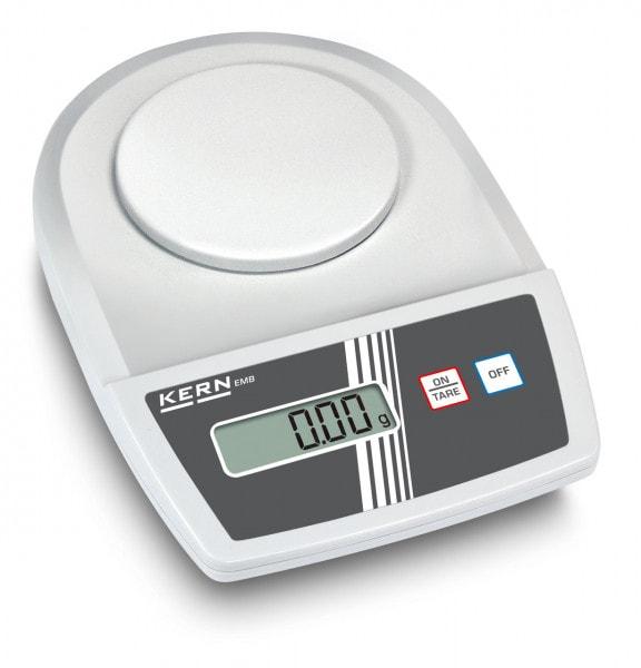 KERN Precisionsvåg EMB - 600g / 0,01g