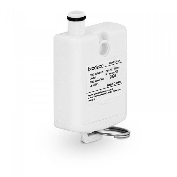 AFC-filter för varmvattendispenser