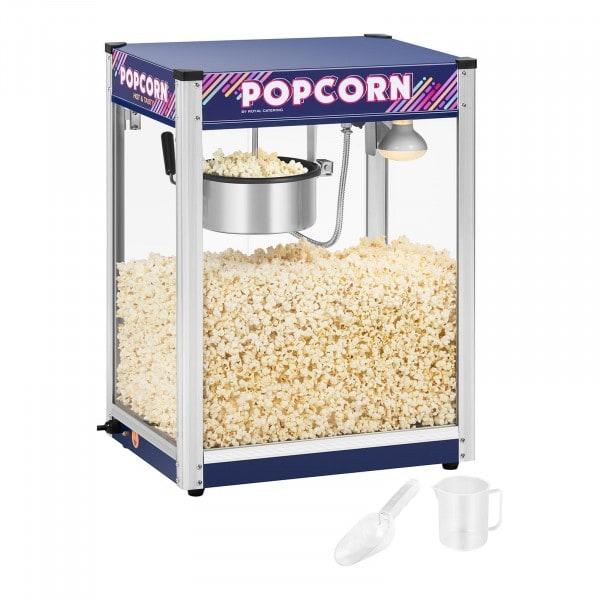 Popcornmaskin röd - 8 oz