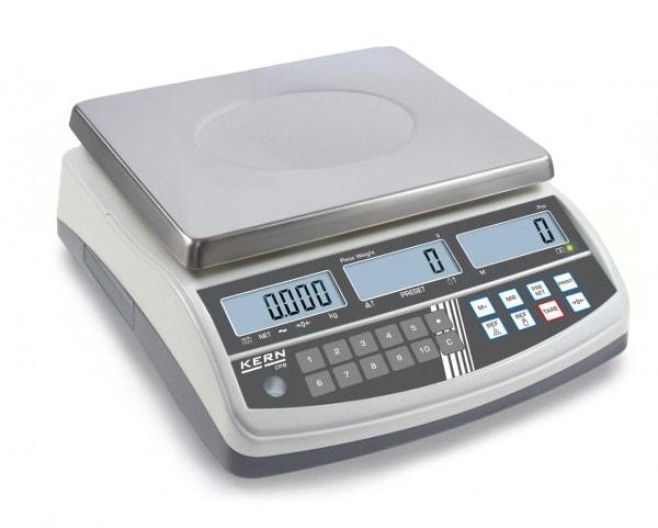 KERN Räknevåg - 6000 g / 1 g - kalibrering som tillval