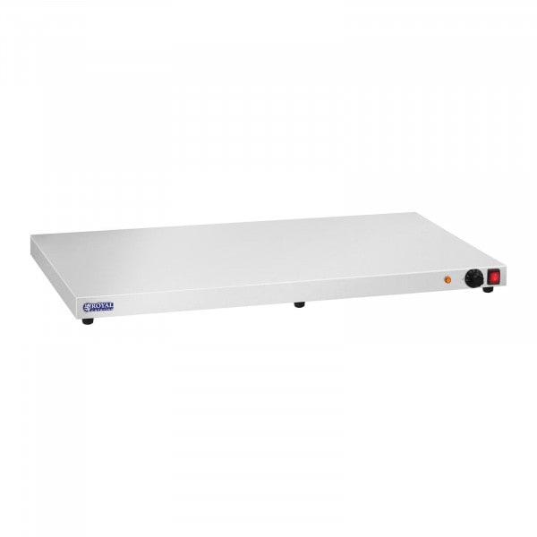 B-Sortiment Värmeplatta - 600 W - rostfritt stål - 100 cm