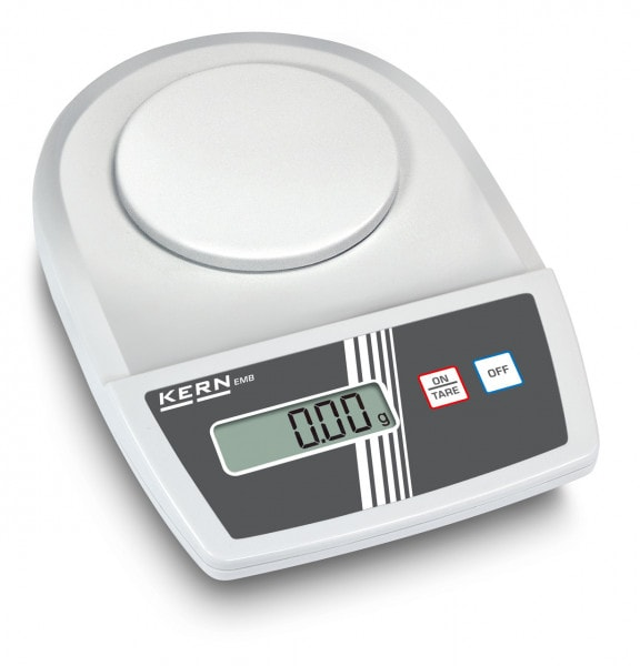 KERN Precisionsvåg EMB - 200 g / 0,01 g