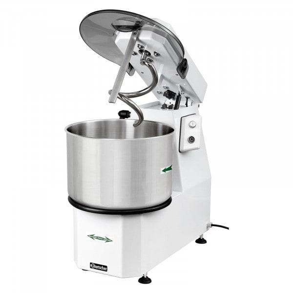 Gesamtansicht von Bartscher Teigknetmaschine - Schwenkkopf - 42 Liter