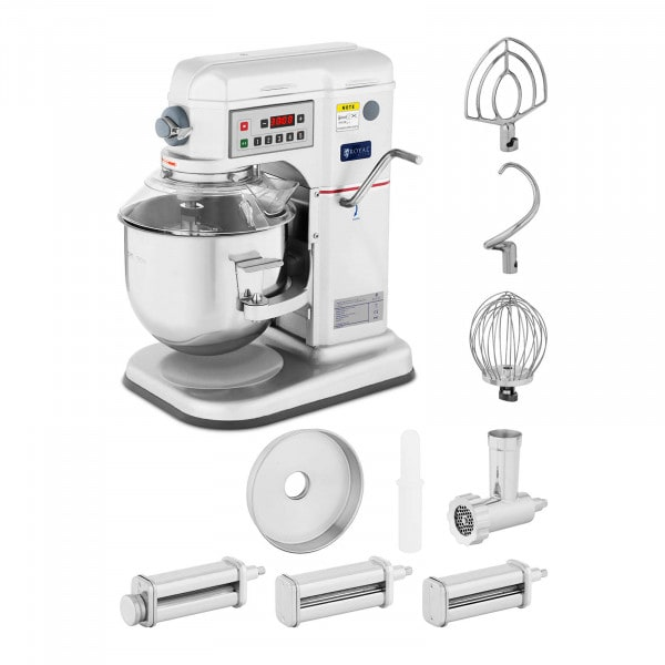 Planetmixer - 7 L - Royal Catering - 650 W