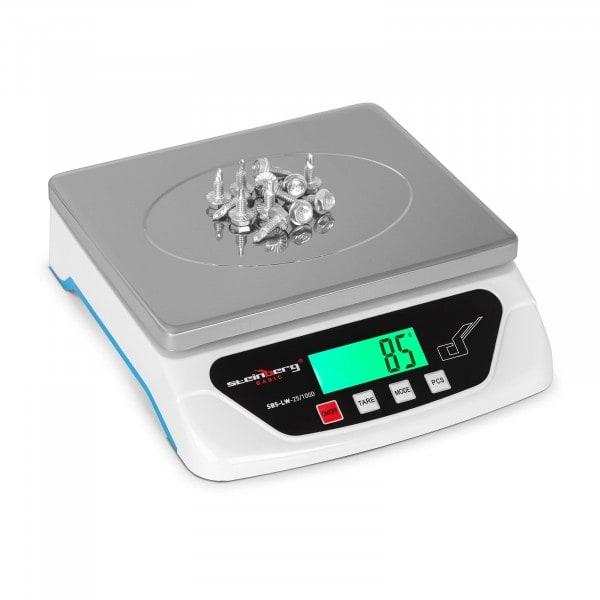 Digital Brevvåg - 25kg / 1g -Basic