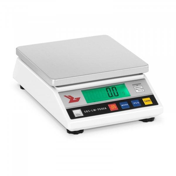 Precisionsvåg - 7500 g / 0,1 g