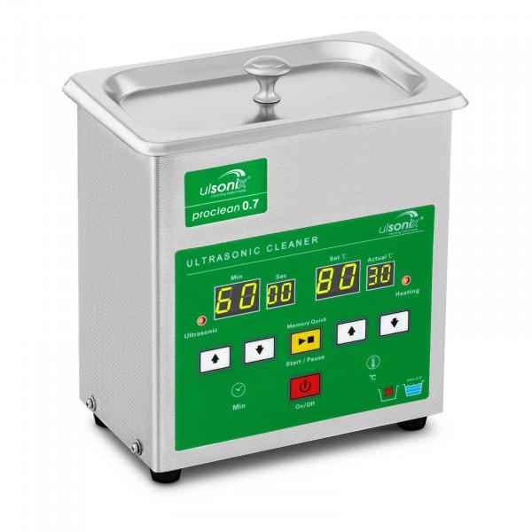 Ultraljudsrengörare - 0,7 liter - Memory Quick