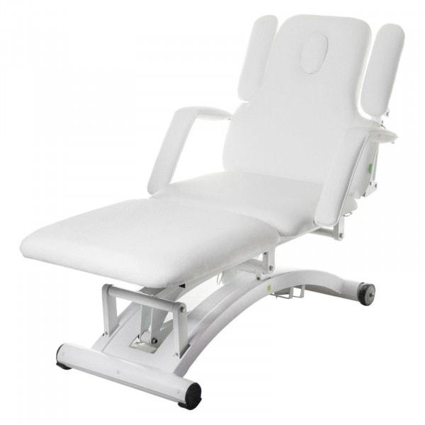 Elektrisk massagebänk DIVINE | vit
