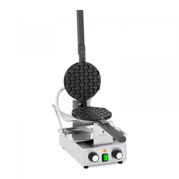 Bubbelvåffeljärn - 1400 W - 50-250 °C - Timer 0-5 min
