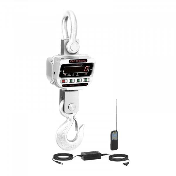 Kranvåg - 10 t / 2 kg - LED