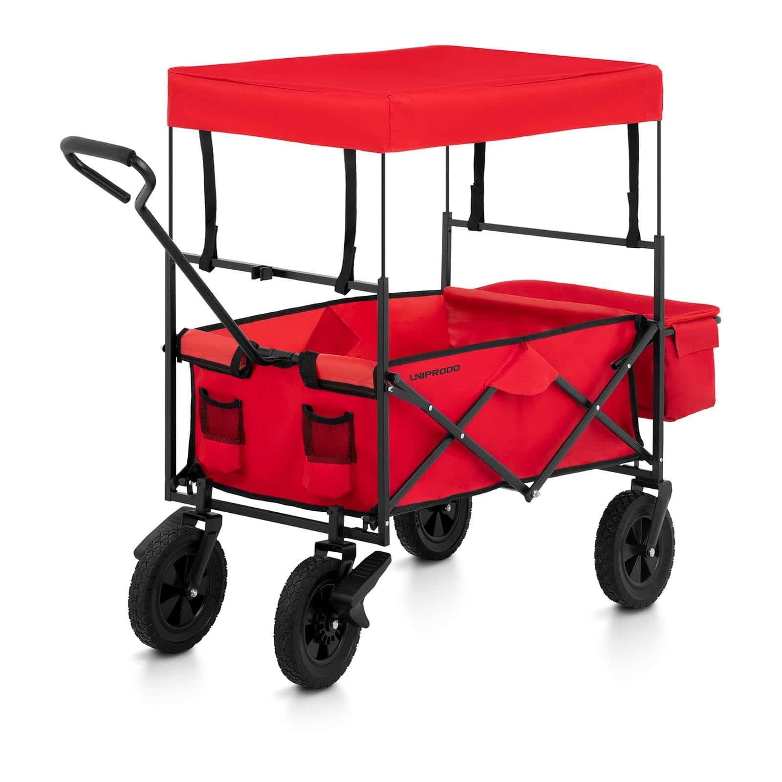 Trädgårdsvagnar