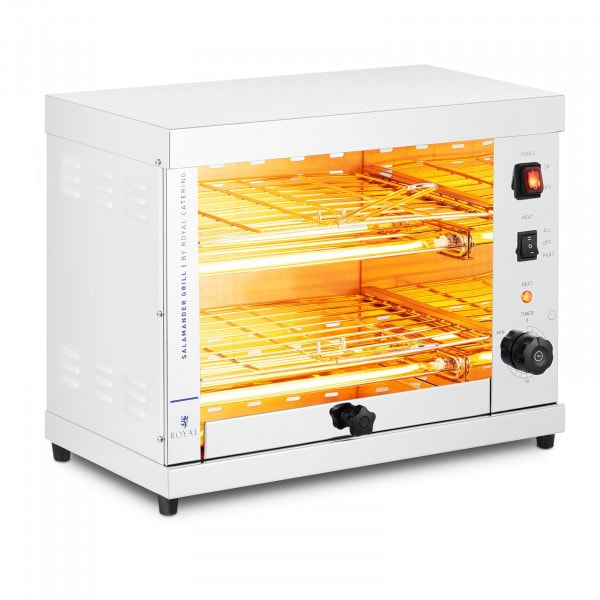 Salamandergrill - 3200 W - 65-200 °C
