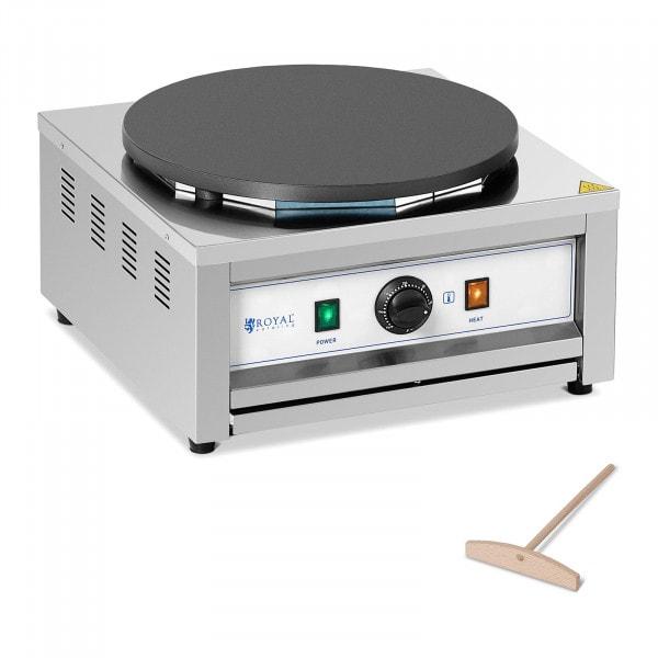 Crepejärn - 400 mm - 3000 W