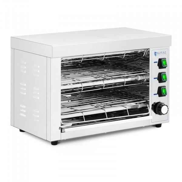Salamandergrill - 3250 W - 50-300 °C