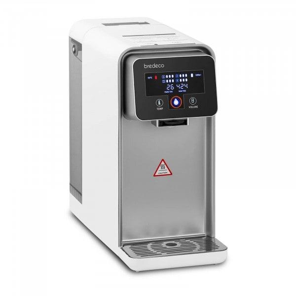 Varmvattendispenser - 5 L - 4 filter